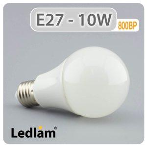 Ledlam E27 800BP 10W LED Bulb 01 1