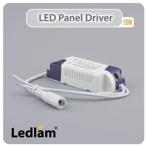 Ledlam LED Panel Driver 18W 30383 01