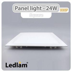 Ledlam LED Panel Light 24W Square 3030SP 01