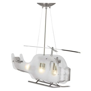Searchlight NOVELTY HELICOPTER PENDANT 639 01 1