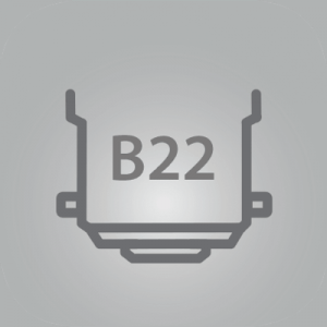 B22 LED Bulbs