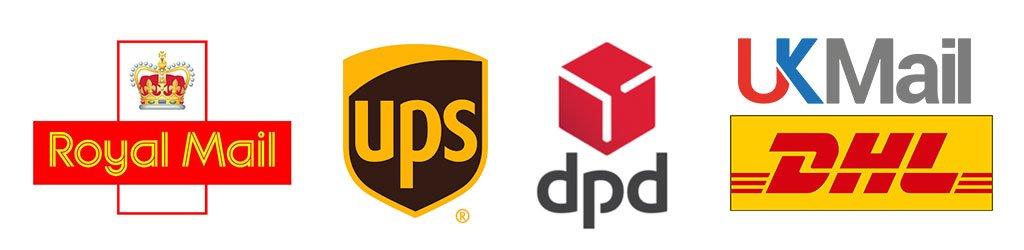 shipping services logos