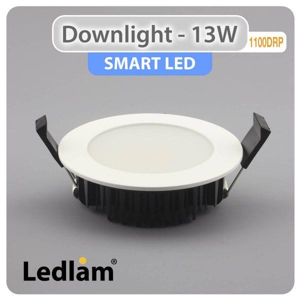 Ledlam Downlight Smart LED 1100DRP 13W CCT Adjustable dimmable 31197 02
