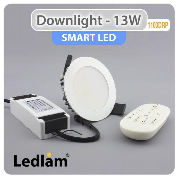 Ledlam Downlight Smart LED 1100DRP 13W CCT Adjustable dimmable 31197 06