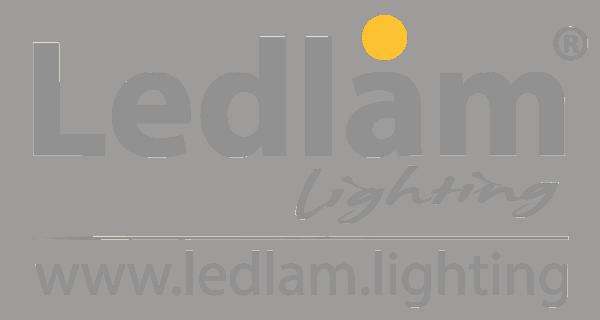 Ledlam Lighting Logo www grey 600px