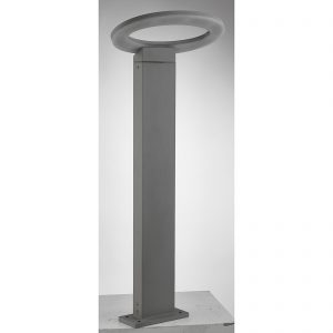 LED-outdoor-halo-oval-post-H600mm-Grey-Frosted-diffuser-3558-600GY-01