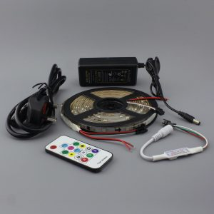 RGB-LED-Strip-KIT-Light-Chasing-Magic-Dream-IP65-SMD5050-5m-with-RF-Remote-31515-01