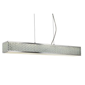 Searchlight-BALTIMORE-LED-10-LIGHT-CEILING-RECTANGLE-PENDANT-CHROME-TILE-EFFECT-TRIM-53910-10CC-01