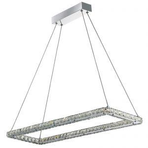 Searchlight-CLOVER-LED-CEILING-RECTANGLE-CHROME-CLEAR-CRYSTAL-GLASS-7012CC-01-1