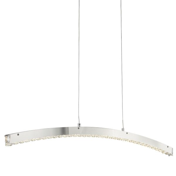 Searchlight-CLOVER-LED-CURVED-BAR-CHROME-CLEAR-CRYSTAL-GLASS-7006CC-01