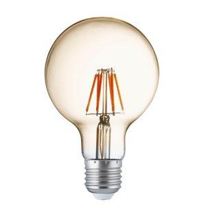 Searchlight-GLOBE-E27-FILAMENT-LED-LAMP-95mm-AMBER-GLASS6W-600LM-PL2227-6WW-01-01
