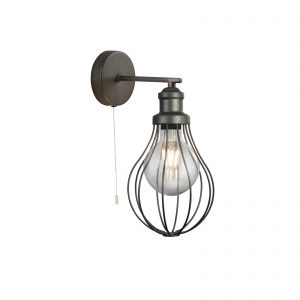 Searchlight-BALLOON-CAGE-1LT-WALL-LIGHT-PEWTER-1380PW-01