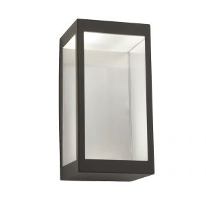 Searchlight-BOX-OUTDOOR-LED-WALL-LIGHT-DARK-GREY-CLEAR-8421GY-01