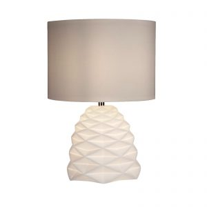 Searchlight-CRUMPLE-WHITE-CERAMIC-DUAL-LIGHT-TABLE-LAMP-7536WH-01
