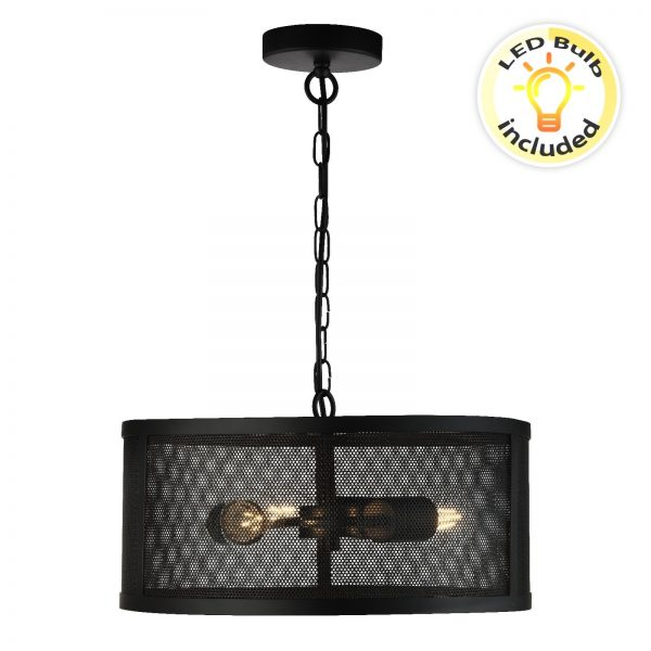 Searchlight-FISHNET-3LT-DRUM-PENDANT-MATT-BLACK-12483-3BK-01