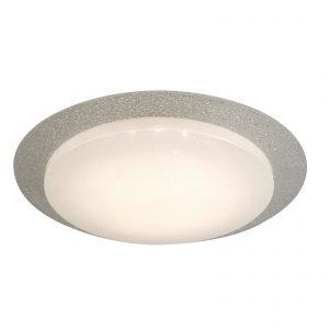 Searchlight-FLUSH-28CM-LED-GLASS-HALO-RING-1071-28-01