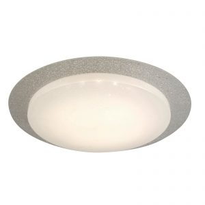 Searchlight-FLUSH-36CM-LED-GLASS-HALO-RING-1071-36-01
