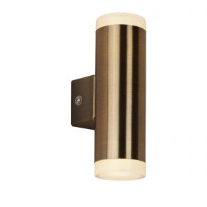 Searchlight-LED-OUTDOOR-2LT-PORCH-WALL-LIGHT-ANTIQUE-BRASS-2100AB-01