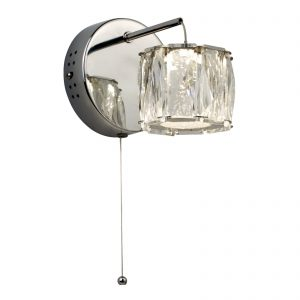 Searchlight-MAXIM-LED-1LT-OCTAGON-WALL-LIGHT-7763CC-01