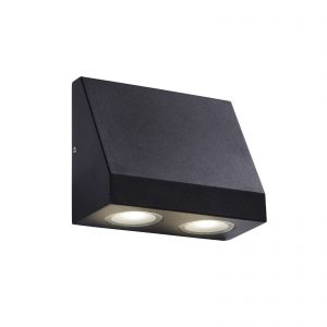 Searchlight-OUTDOOR-LED-2LT-WALL-LIGHT-FROSTED-GLASS-2042-2BK-01