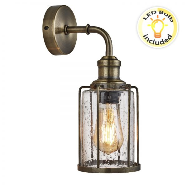 Searchlight-PIPES-1LT-WALL-LIGHT-ANTIQUE-BRASS-WITH-SEEDED-GLASS-1261AB-01
