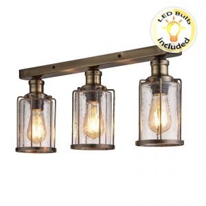 Searchlight-PIPES-3LT-FLUSH-ANTIQUE-BRASS-WITH-SEEDED-GLASS-1263-3AB-01