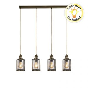 Searchlight-PIPES-4LT-BAR-PENDANT-ANTIQUE-BRASS-WITH-SEEDED-GLASS-1164-4AB-01