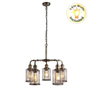Searchlight-PIPES-5LT-PENDANT-ANTIQUE-BRASS-WITH-SEEDED-GLASS-1265-5AB-01