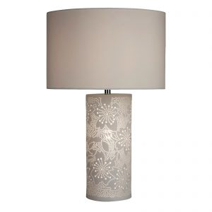 Searchlight-STENCIL-PATTERNED-WHITE-CERAMIC-DUAL-LIGHT-TABLE-LAMP-7521WH-01