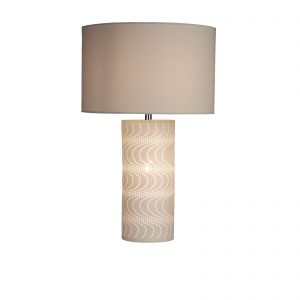 Searchlight-WAVE-PATTERN-WHITE-CERAMIC-DUAL-LIGHT-TABLE-LAMP-7522WH-01