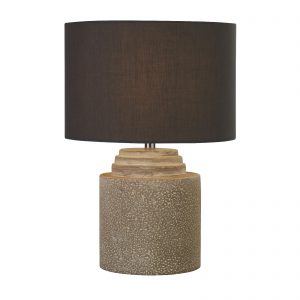 Searchlight-ZARA-GREY-CEMENT-TABLE-LAMP-WITH-GREY-SHADE-9260GY-01