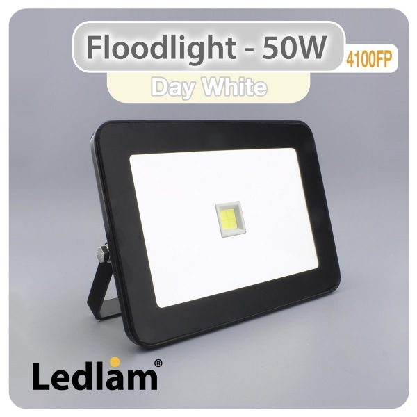 Ledlam-LED-Floodlight-50W-4100FP-slim-Day-White-30924