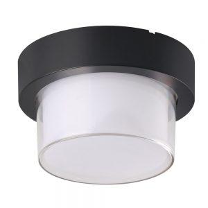 V-TAC-12W-LED-WALL-LIGHT-3000KBLACK-ROUND-8541-01