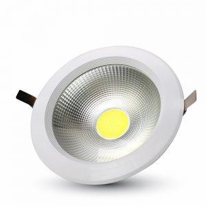 V-TAC-40W-LED-COB-DOWNLIGHT-REFLECTOR-SERIES-3000K-HIGH-LUMEN-1453-01