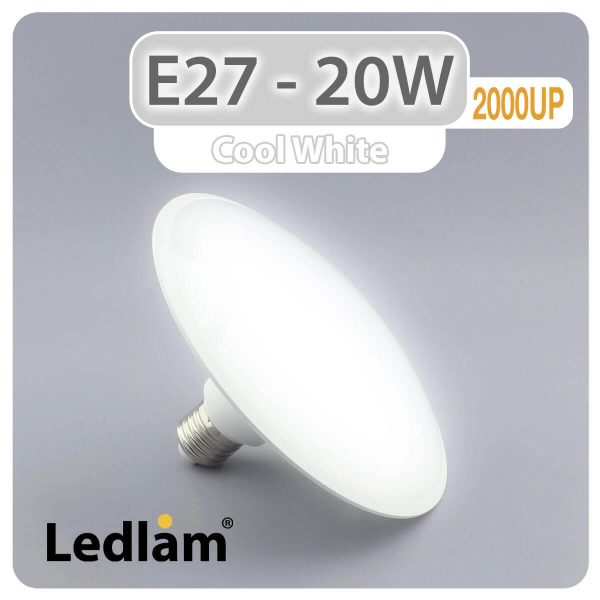 Ledlam-E27-UFO-LED-Bulb-20W-2000UP-Variant-Cool-White-31285-1