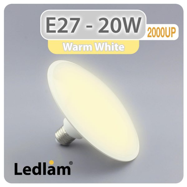 Ledlam-E27-UFO-LED-Bulb-20W-2000UP-Variant-Warm-White-31283-1