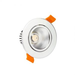Silver-Round-7W-COB-LED-Downlight-01