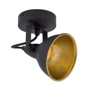 Adjustable-Emer-Surface-Spotlight-in-Black-x1-FO-EN-E14-01