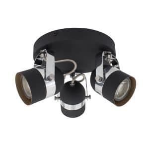 Adjustable-Sinner-Surface-Spotlights-in-Black-x3-FO-S3XN-GU10-01