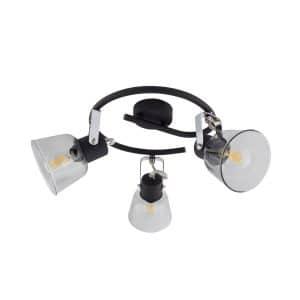 Black-Adjustable-Spiral-Tivo-Ceiling-Light-with-3x-Spotlights-LO-TC3F-E14-01
