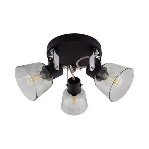 Black-Round-Adjustable-Tivo-Ceiling-Light-with-3x-Spotlights-LO-TN3F-E14-01
