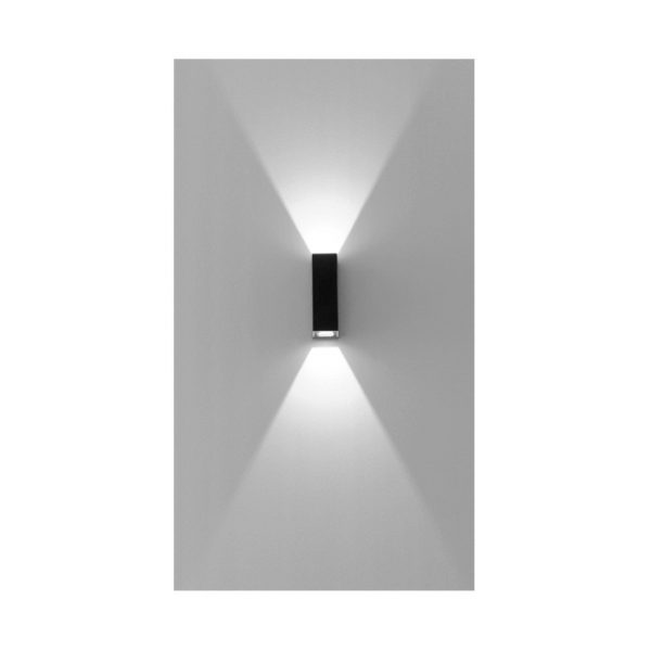 Dark-Grey-Miseno-Up-Down-Wall-Light-FNTS-JRDN-11-DRKGRY-Dimensions-1