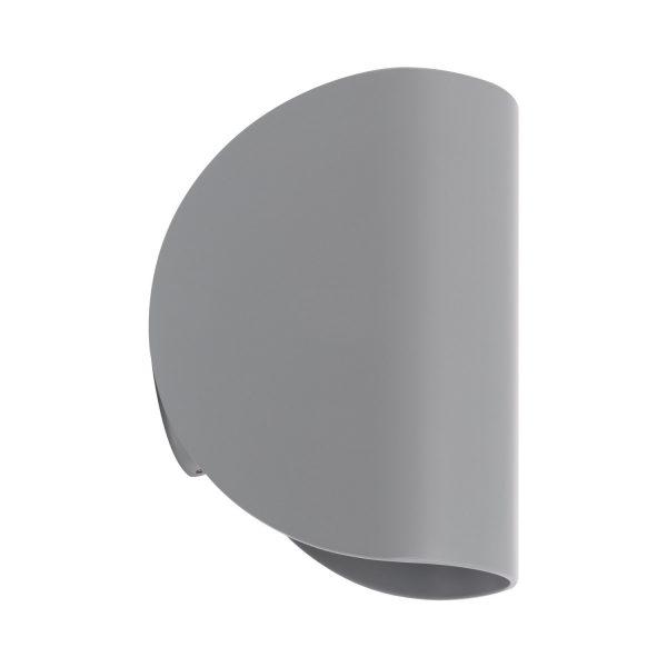 Grey-6W-Gaia-LED-Up-Down-Light-APL-GAIA-6-GR-01