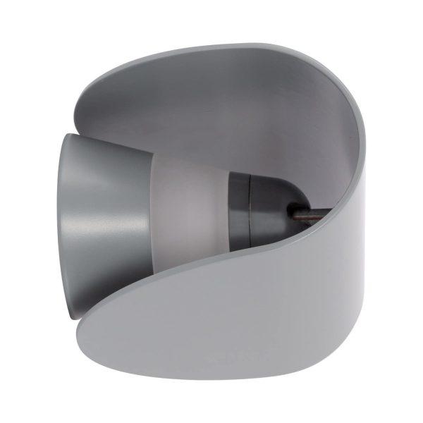 Grey-6W-Gaia-LED-Up-Down-Light-APL-GAIA-6-GR-Additional
