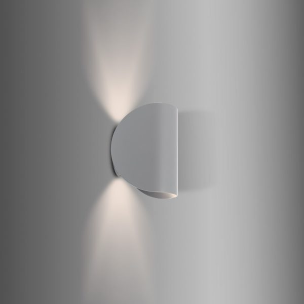 Grey-6W-Gaia-LED-Up-Down-Light-APL-GAIA-6-GR-Energy