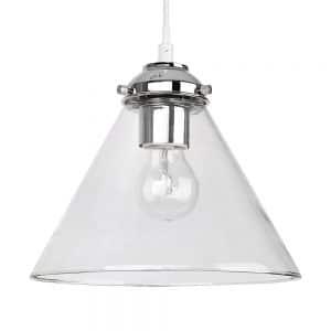 MiniSun-Electrical-Clear-Glass-Pendant-Shade-ES-GLS-17962-01