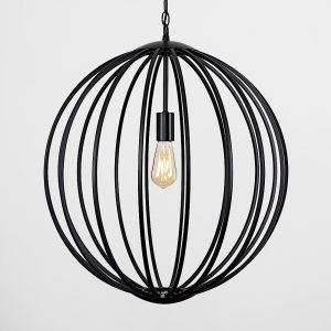 MiniSun-ICONIC-Astoria-Black-Basket-Electric-Pendant-22085-01