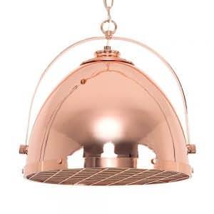 MiniSun-ICONIC-Austen-Domed-Electric-Pendant-Copper-22074-01