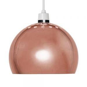 MiniSun-Mini-Arco-Metal-NE-Pendant-Shade-Copper-19405-01