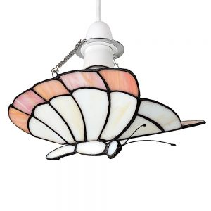 MiniSun-Papillion-Tiffany-Butterfly-NE-Pendant-White-Peach-21683-01